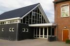 Nieuwbouw kerkzaal Ede