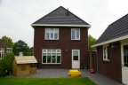 Nieuwbouw vrijstaande woning met garage in Scherpenzeel