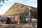 Nieuwbouw rundveestal Barneveld