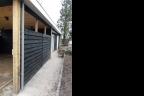 Nieuwbouw tuinhuis/schuur/carport te Langbroek